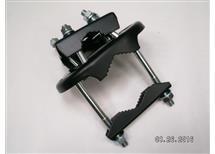 Stožárový univerzální držák pro stožár do 80mm a trubku do 43mm