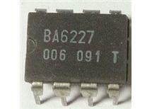 BA6227 řízení motorů