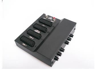 SCART rozbočovač, přepínač