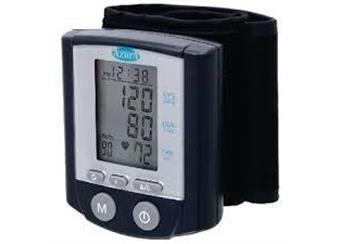 AzurA - měřič tlaku a pulzu, zápěstní
