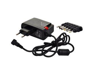 3-12V 110-240V AC 600mA napáj. zdroj +6 výměnných konektorů