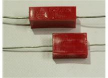 470nF 100V svitkový polypren.Iskra axiální