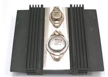 KD503, KU612 s chladičem, z demontáže