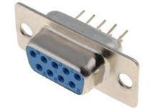 Zásuvka 9 pin Canon