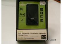 přehravač MP4  4204G Brondi kapacita 4Gb FM radio sluch, vest.repro displey 1 ks skladě cen.akce