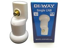 Konvertor Single 0,1dB 40mm Diway
