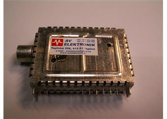 kanál.volič 6PN387272 (388 002 )  Original OTF - svými parametry nemá náhradu, řada B500, viz další info doprodejová cena