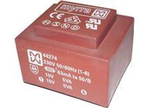 Myrra 44268 -do tištěných spojů 230/1x15V 10VA