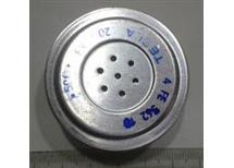 4FE56210, 4FE56001 telef.vložka sluchátko 50 ohm, tel.vl mikrofon  Tesla Stropkov, pár