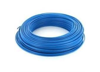 pocín.drát CU 1mm modrý -Uš-pro slaboproudý a náročné aplikace- výrazně snížená cena