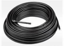 4x0,5mm kabel SEKU napájení vratových pohonů a pod.černý CU tvrdý vodič