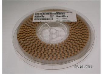 100uF 20V tantal SMD CENA ZA 100ks  á 1,20Kč