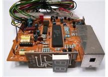 C343 Color vstupní jednotka osaz SAA1293A-03  MDA2062 Orava