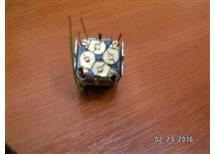 ladící kond 2x270pF+2x22,5pF WN70413