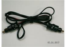 Napájecí kabel 2x autovidlice 12-24V 1,5m
