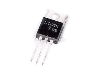 TIC106M Tyristor 600V 5A 50Hz TO220