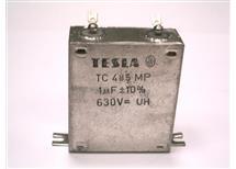 TC485 1uF 630V= TESLA