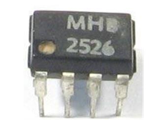 MHB2526 seriová EEPROM, DIL8