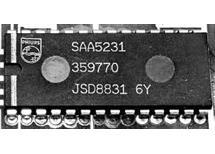 SA5231 teletext TV original Philips