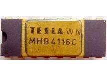 MHB4116C - paměť DRAM 16kB TESLA Au