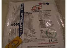 Papírové sáčky CBAG do vysavačů ELECTROLUX, PHILIPS, AEG