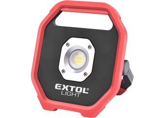 LED reflektor,přenosný, 1200lm, Super svítivost, na baterie (6x1,5V AA)