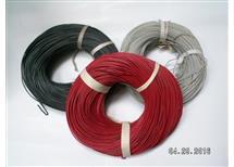 Silikonový vodič CSA 0,35mm -červena barva