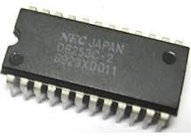D8253C--2 DIP 24 programovatelný časovač  NEC Japan