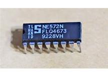 NE572N-NE571,SA571,SA572 ... .audio kompresor Thai-PH dvoukanálový řídící obvod